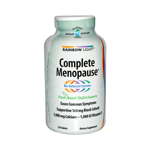 Rainbow Light Complete Menopause Multivitamin - 120 Tablets