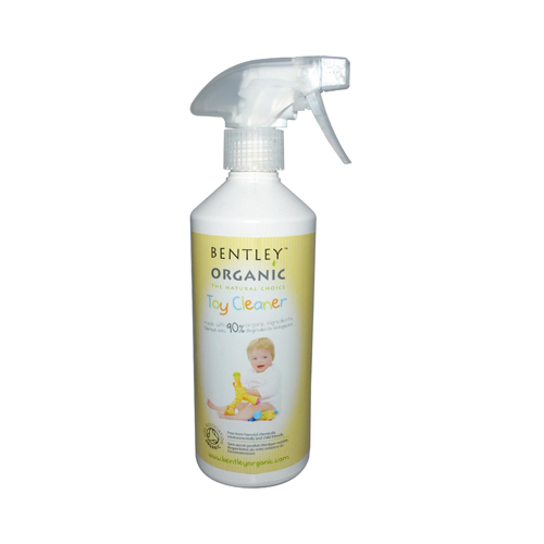 Bentley Organic Toy Sanitizer - 16.9 fl oz