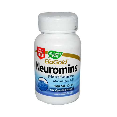 Nature's Way EfaGold Neuromins - 60 Softgels