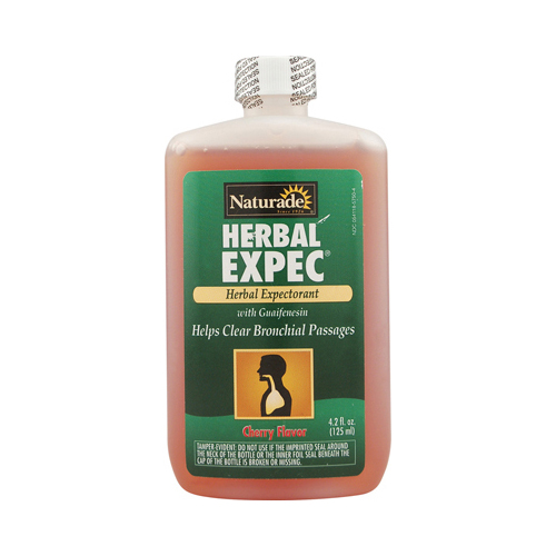 Naturade Herbal Expec Cherry - 4.2 fl oz