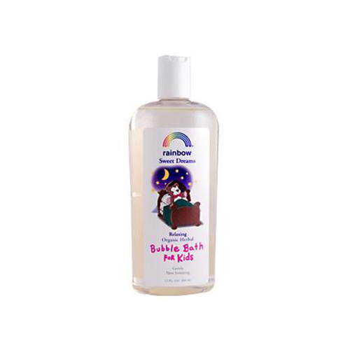 Rainbow Research Organic Herbal Bubble Bath For Kids Sweet Dreams - 12 fl oz