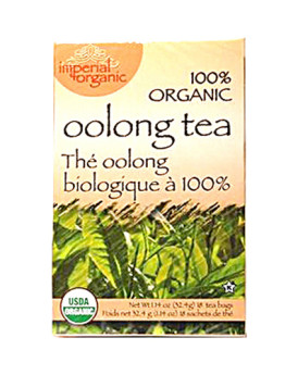 Uncle Lee's Imperial Organic Oolong - 18 Tea Bags