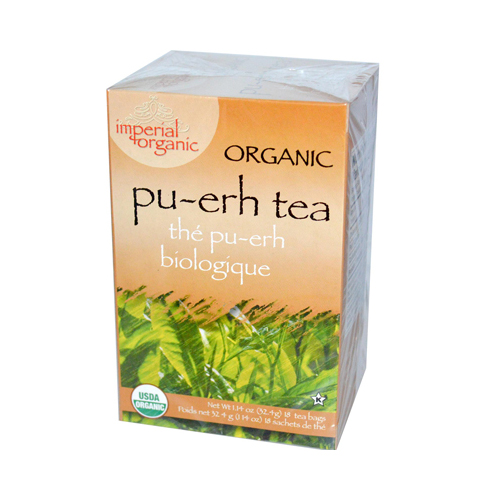 Uncle Lee's Imperial Organic Pu-Erh Tea - 18 Tea Bags