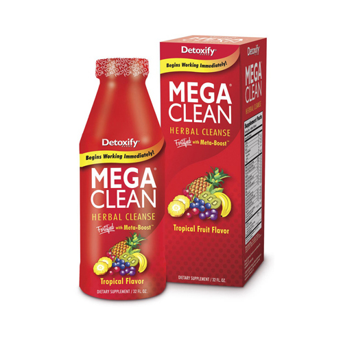 Detoxify Mega Clean - Tropical - 32 oz
