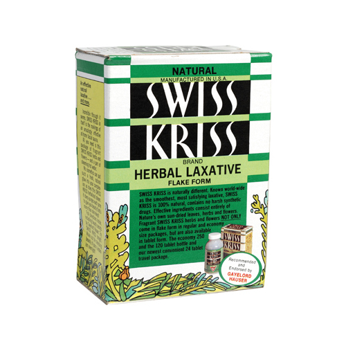Modern Natural Products Swiss Kriss Herbal Laxative Flake Form - 1.5 oz