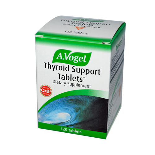 A Vogel Thyroid Support - 120 Tablets