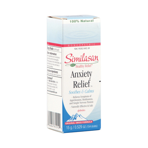 Similasan Anxiety Relief - 15 g