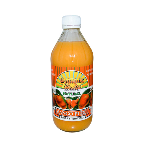 Dynamic Health Mango Puree - 16 fl oz