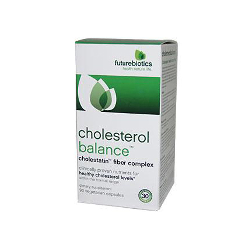 FutureBiotics Cholesterol Balance - 90 Vegetarian Capsules