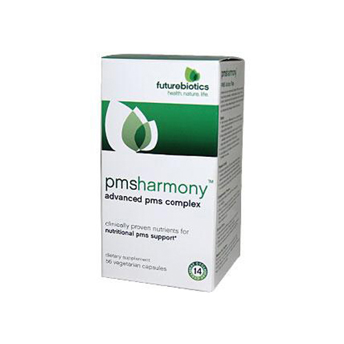 FutureBiotics PMSHarmony - 56 Vegetarian Capsules