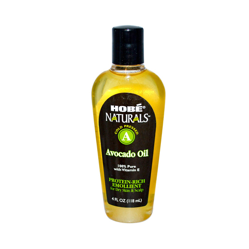 Hobe Labs Hobe Naturals Avocado Oil - 4 fl oz