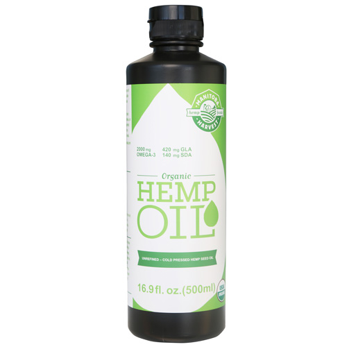 Manitoba Harvest Organic Hemp Oil - 16.9 fl oz