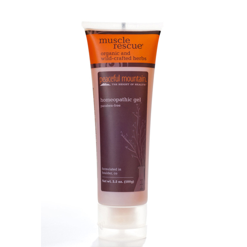 Peaceful Mountain Muscle Rescue Gel - 3.7 oz