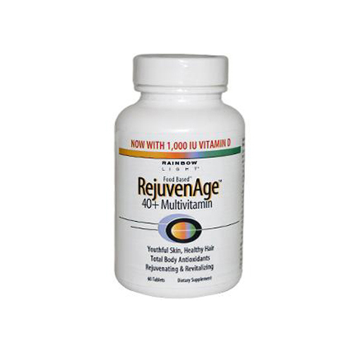 Rainbow Light RejuvenAge 40 plus Multivitamin - 60 Tablets