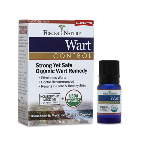 Forces of Nature Organic Wart Control - 11 ml