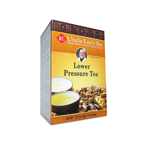 Uncle Lee's Tea Lower Pressure - 1.27 oz