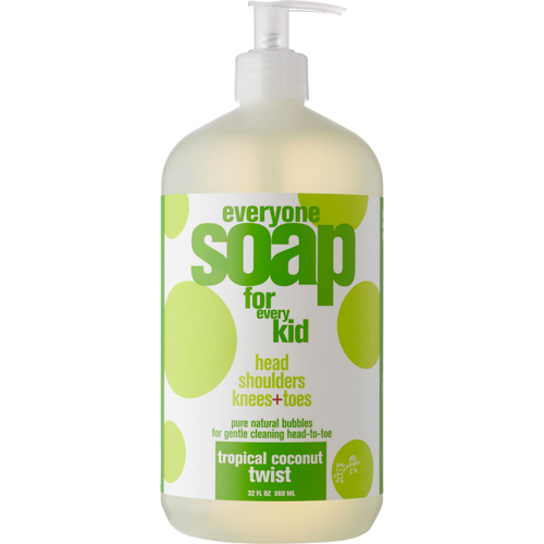 Eo Products Everyone Soap For Kids Tropical Coconut