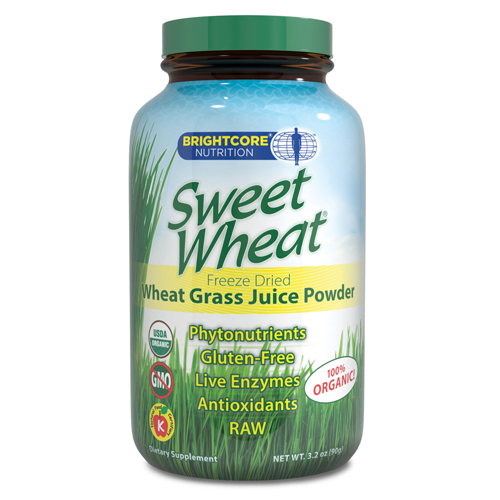 Sweet Wheat Freeze Dried Wheat Grass Juice Powder - 3.2 oz