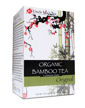 Uncle Lees Tea Organic Tea - Bamboo Original - 18 Bags