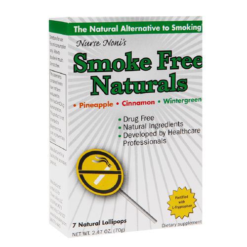 Three Lollies Smoke Free - Natural Pops - 7 Count