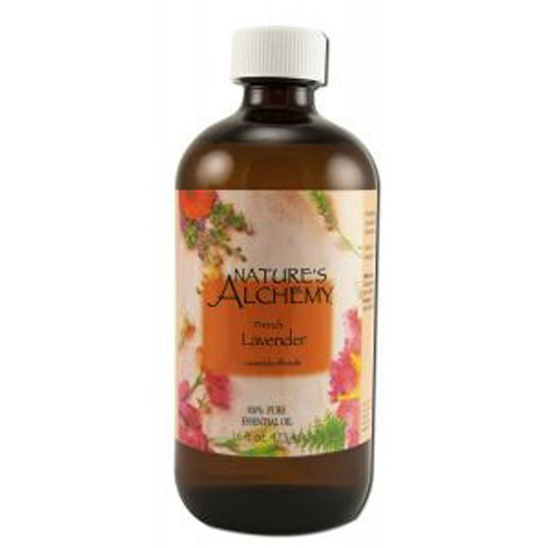Nature's Alchemy Essential Oil - 100 Percent Pure - Lavender - 16 fl oz