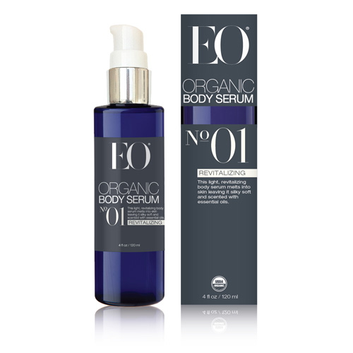 EO Products Body Serum - Organic - Number 01 Revitalizing - 4 fl oz