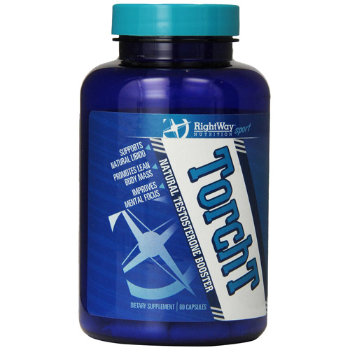 Rightway Nutrition TorchT - 60 Capsules