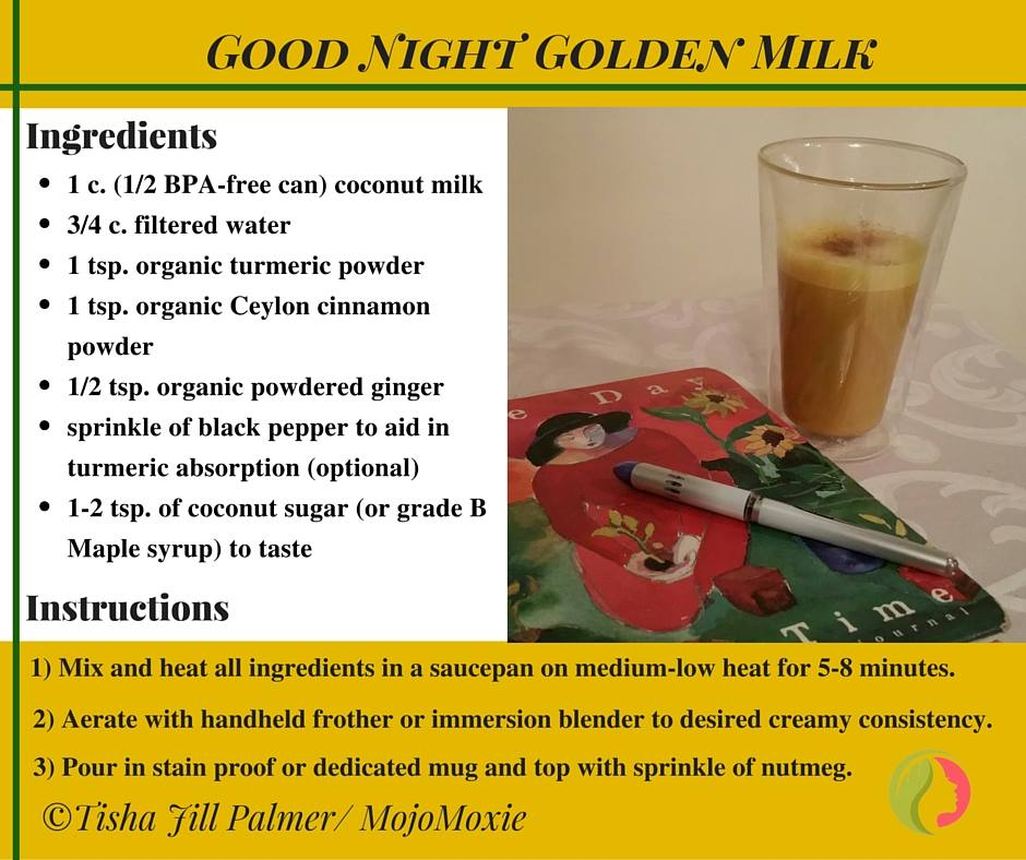 Good Night Golden Milk